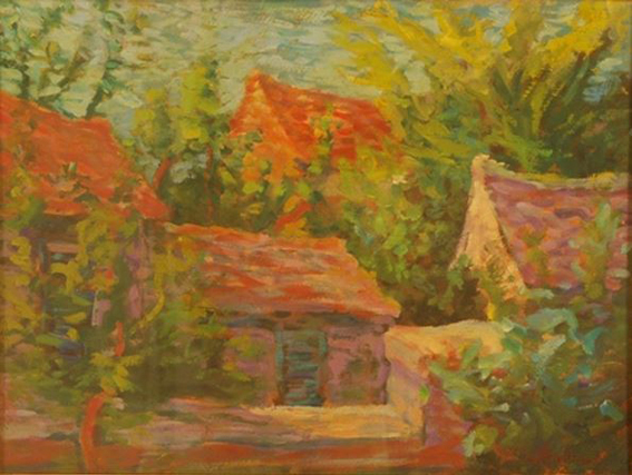 Stojan Aralica - Page 2 Stojan_Aralica_-_Skare,_oko_1935._Zavicajni_muzej,_Knjazevac