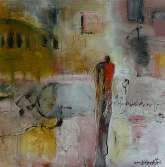 Slobodan Markovic-Libero Markoni - Page 4 Jeanne_Bessette_-_Abstract_figurative_4